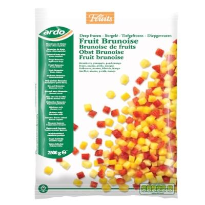 ARDO Brunoise gyümölcsmix 4x2,5kg