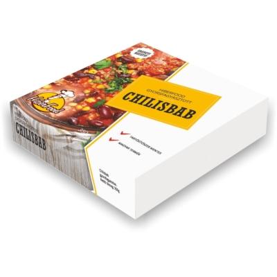 Chilis Bab dobozos 16x350g