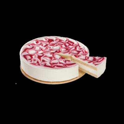 Epres sajttorta (cheesecake) szeletelt (12 szelet)