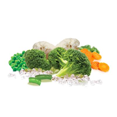 COLOR Mix zöldségkeverék 2,5kg