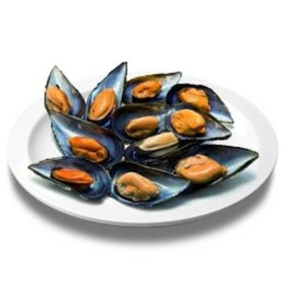 Héjas kék kagyló 1 kg