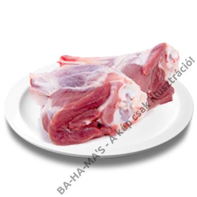 Bárány hátsó csülök kb. 1 kg (2 db/csomag)