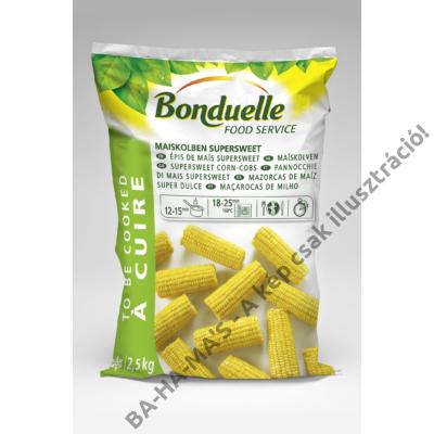 Bonduelle csöves kukorica 2,5 kg
