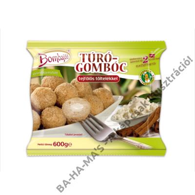 Bombajóó tejföl túrógombóc 600g