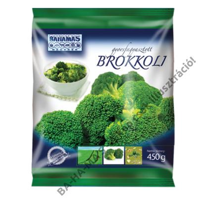 BAHAMAS brokkoli 450g