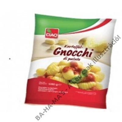 Ciao gnocchi di patate 1 kg