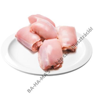 Csirke felsőcomb filé bőr nélkül 2 kg