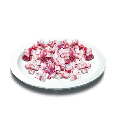 Füstölt kockázott bacon szalonna 1 kg