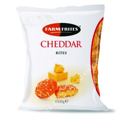 FarmFrites cheddar falatok 1 kg