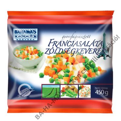 BAHAMAS francia zöldségkeverék 450g