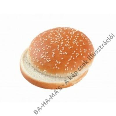 Hamburger zsemle óriás (155 mm) 24X130g