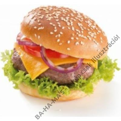 Hamburger zsemle (125 mm) 24X82g
