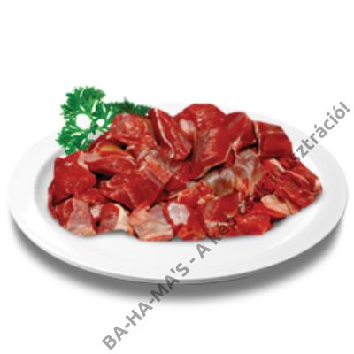 Borjúhús kockázott kb. 2,3 kg