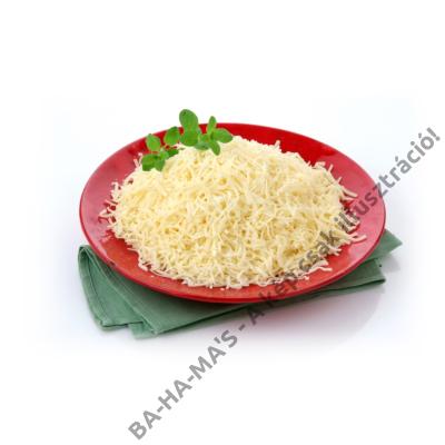 Reszelt trappista sajt prémium 1 kg