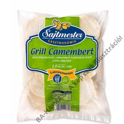 Grill Camembert