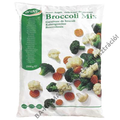 ARDO Brokkoli mix 2,5kg