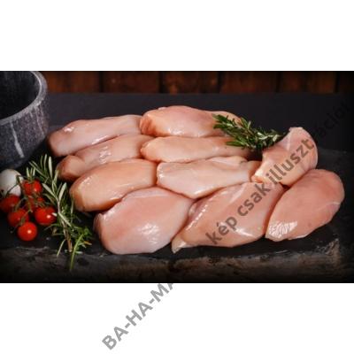 FRISS Csirkemell filé tálcás 5kg/csomag