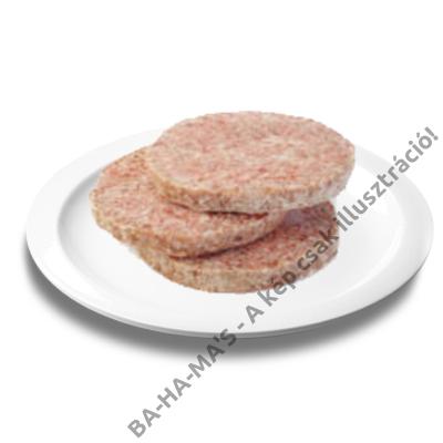 Csirkeburger prémium 1080g