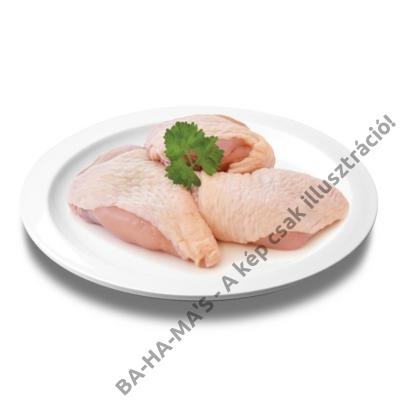 Csirkecomb filé bőrös kb. 2 kg