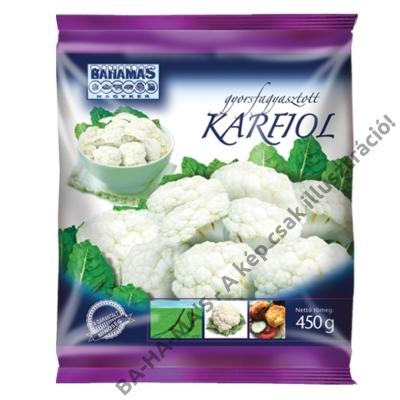 BAHAMAS karfiol 450g