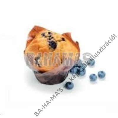 La Lorainne áfonyás muffin 18X105g
