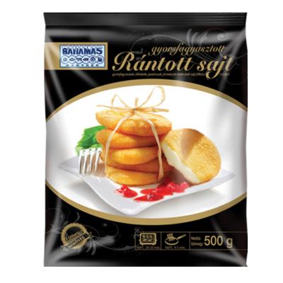 BAHAMAS rántott sajt 500g